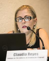 Profa. Dra. Claudia Raimundo Reyes