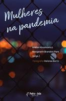 Capa do livro Mulheres na Pandemia