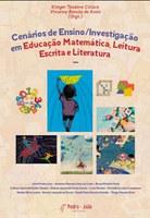 Capa do livro Cenários de Ensino/Investigação em Educação Matemática, Leitura, Escrita e Literatura